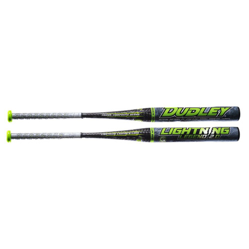 "Dudley Lightning Legend 2.0 Balanced  13"" SSUSA Senior Softball Bat"
