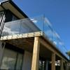 Grand Glass - Frameless glass balustrade and flat rail