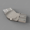 Adjustable elbow for flat rail