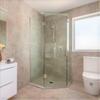 Angle Hinge Shower Unit