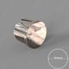 End Cap for 50.8mm Diam Round Rail System