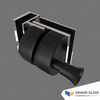 Magnetic Latch Lock for Glass Pool Gate (90° glass to glass outswing)