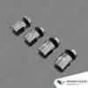 Head Panel Clips for Hinge Shower & Angle Shower - Chrome