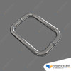 Round Handle for Hinge Shower & Angle Shower - Chrome