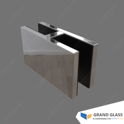H Shape Clamp for Pool Fence Glass Panels