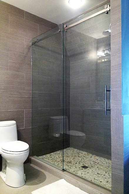 Rectangle Sliding Shower Unit
