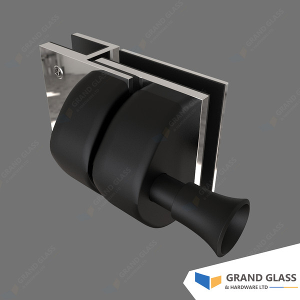 Magnetic Latch Lock for glass pool gate - 180° glass to glass latch