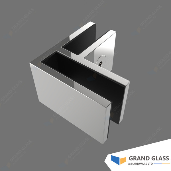 Corner Clamp for Pool Fence Glass Panels