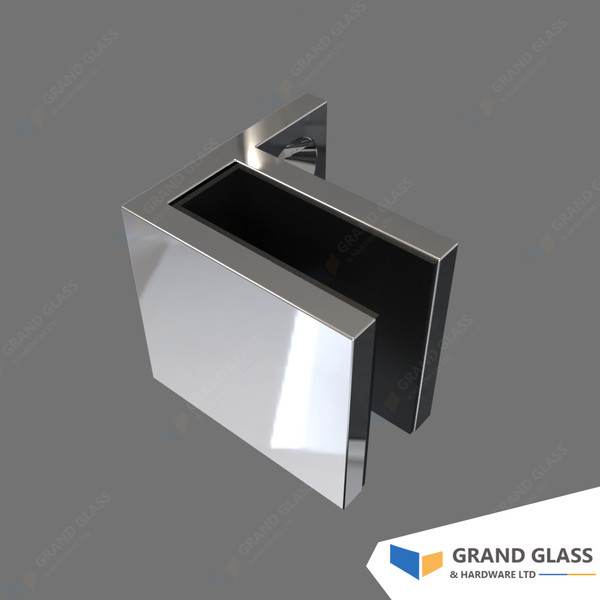 End Clamp for Pool Fence Glass Panels