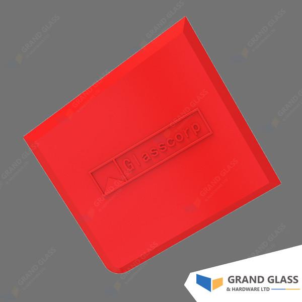 Silicone Spatula - Red Medium