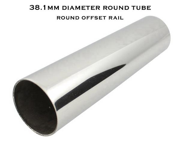 38.1 Diam Round Tube