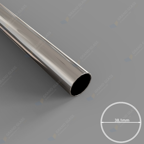 38.1mm Diam Round Tube