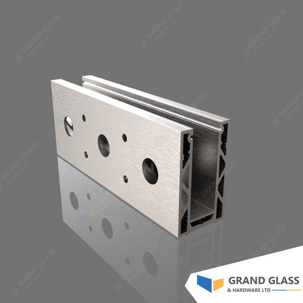 Channel System - Side Fixing  Channel Block