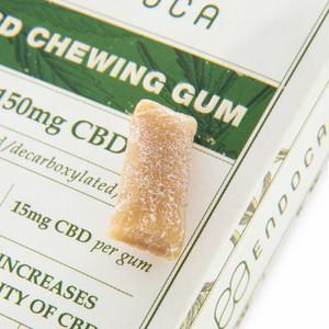 Endoca Hemp CBD Chewing Gum 150mg
