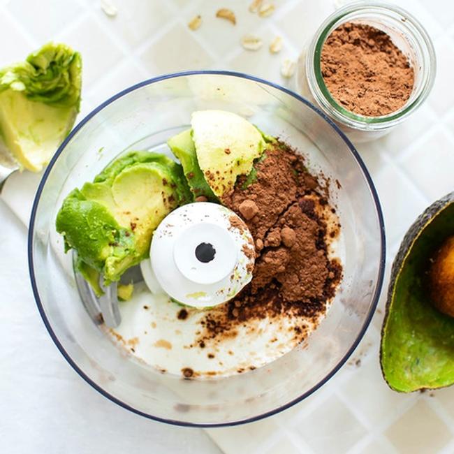 Healthy Avocado Chocolate Mousse Recipe
