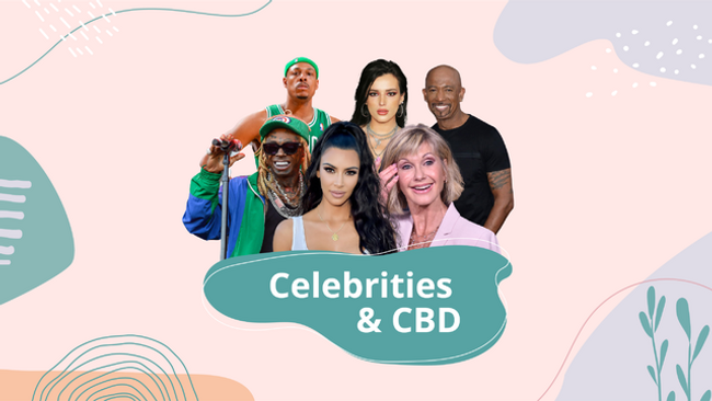 CBD Products Endorsed by Celebrities Aren't Always What They Seem