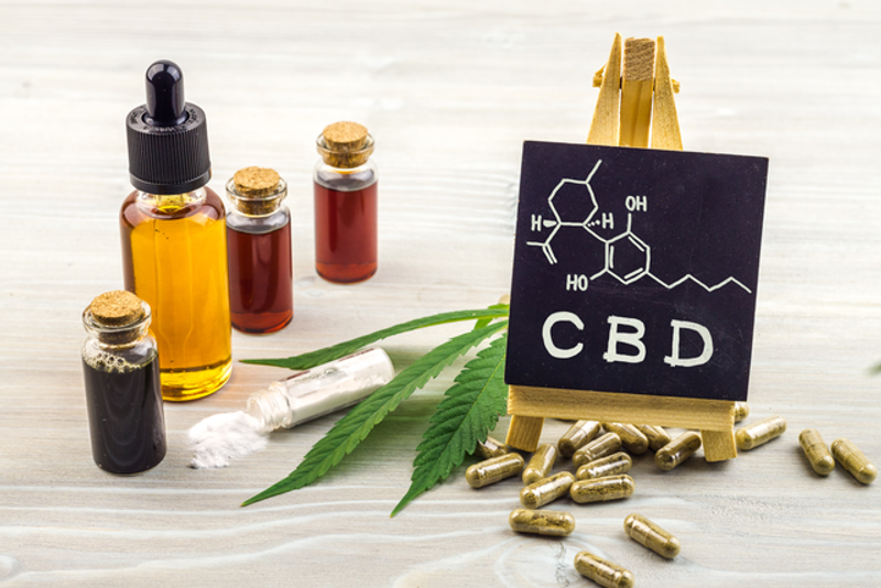 Why the Types of CBD Oil You Choose Matter