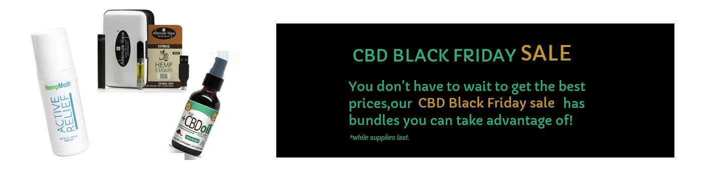 CBD Black Friday