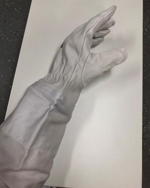 "alt=""goatskin glove no vent panel"""