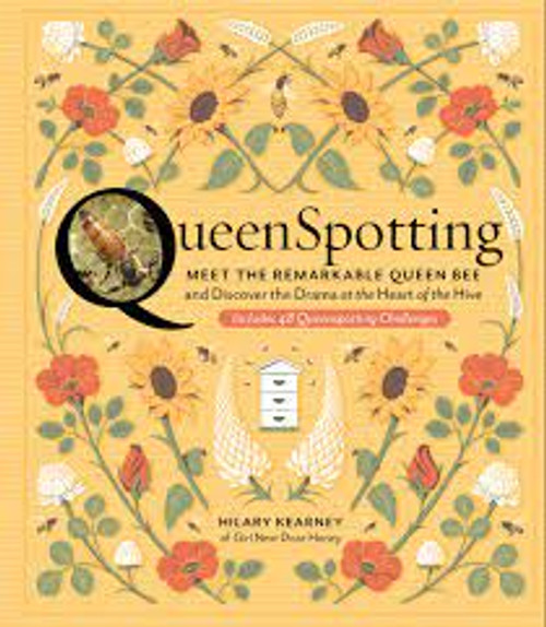 Queen Spotting book front cover