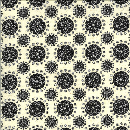 Maryland Bud Dots Linen Nightfall