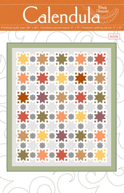 Calendula Pattern
