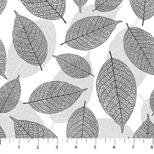 Silhouette Leaves