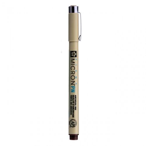 Pigma Micron PN Plastic NIB Pen Sepia