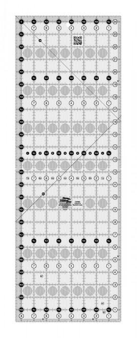 "Creative Grids Quilt Ruler 8 1/2"" x 24 1/2"""