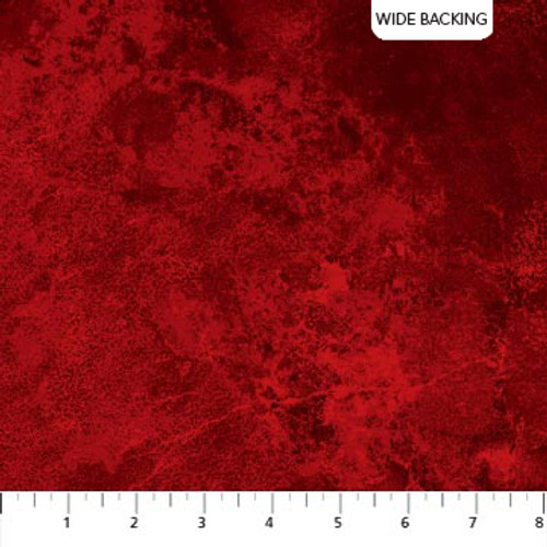 Wide Backing - Stonehenge Red