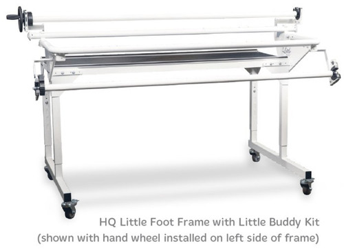 Little Buddy add-on for the Little Foot Frame