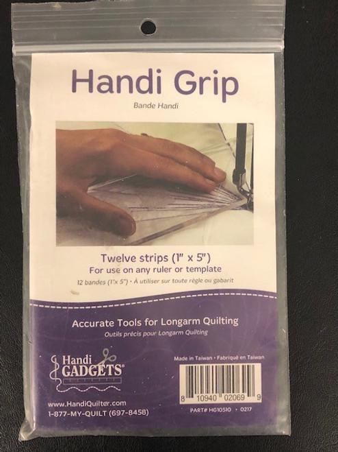 "Handi Grip 1"" x 5"" strips"