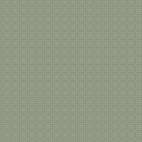Serenity Green Grid