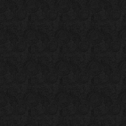 Simply Neutral 2 Grey Black Circular Dots