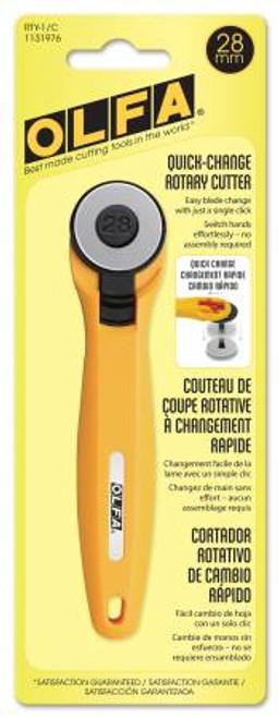 Olfa 28 mm Rotary Cutter