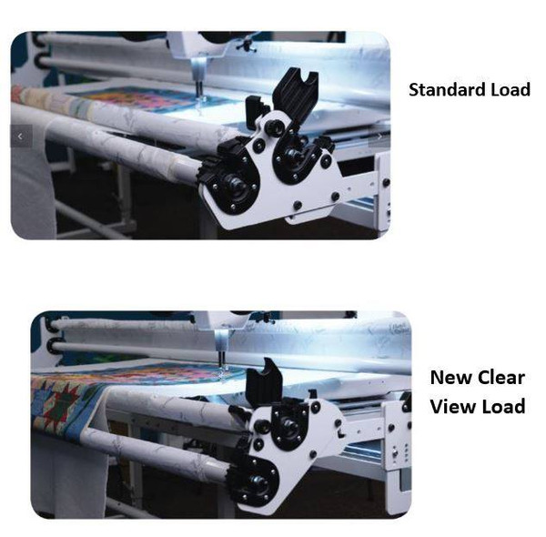 HQ Gallery2 Frame QuiltMaster DuoLoad Sidearm Upgrade Kit  SKU: QF12402  $555.00  Update your HQ Fusion or HQ Gallery Frame to an HQ Gallery2 Frame with the QuiltMaster™ Duoload™ Sidearm Upgrade Kit.
