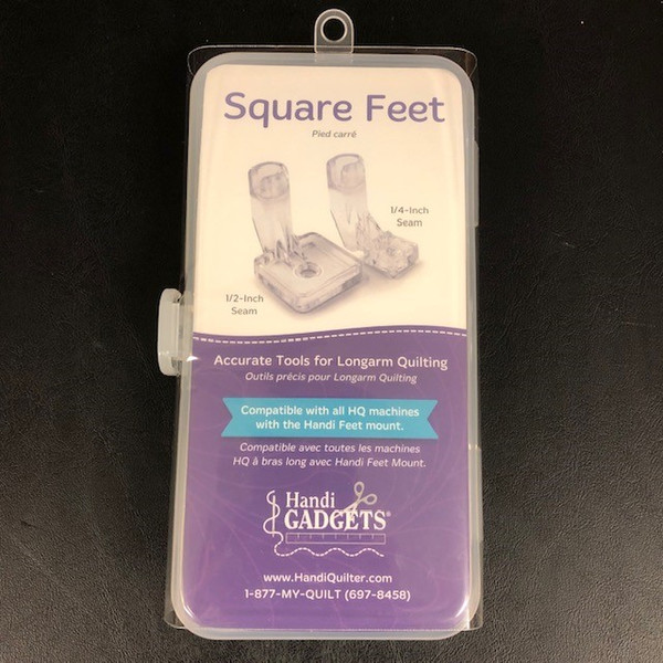 HQ Square Feet Set