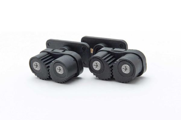 HQ Bungee Grabbers set of 2 - Sidearm enhancement