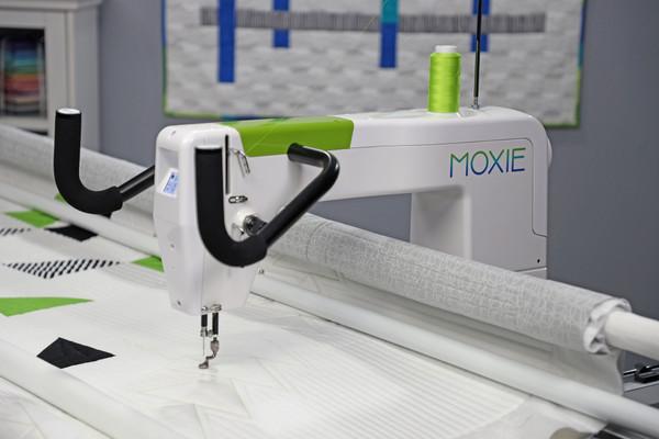 MOXIE - 15 Inch Longarm Machine w/ Frame