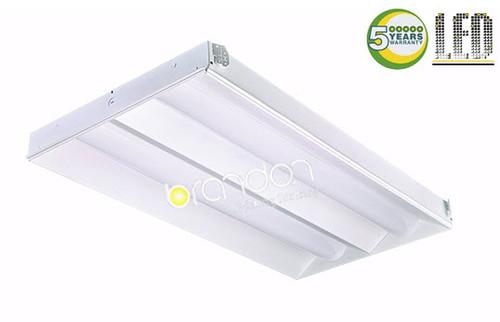 LED SMD Fixture MX895-LD75W-2X4