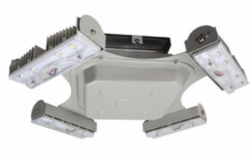 Heavy-Duty Die-Cast Modular LED Canopy Light