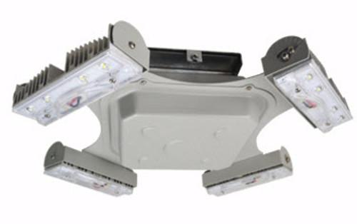 Heavy-Duty Die-Cast Modular LED Canopy Light