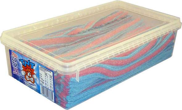 AIT TNT Blue Raspberry sour straps