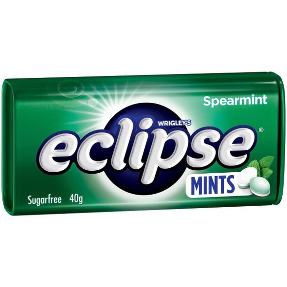 eclipse mints 40g spearmint