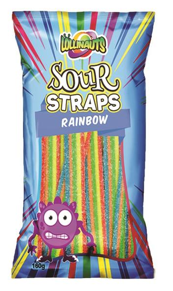 160g rainbow belt hang sell bag