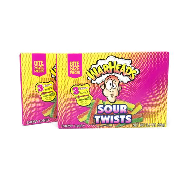 warhead sour twists theatre box