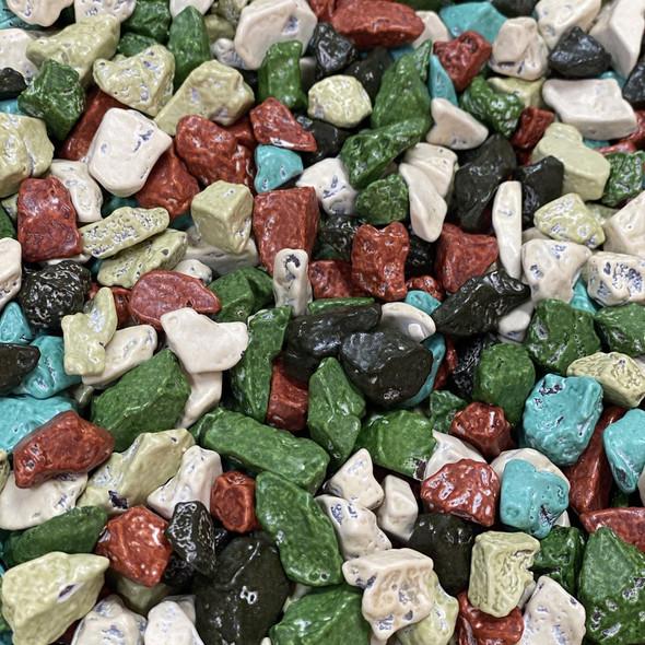 choc rocks assorted 1kg lolliland