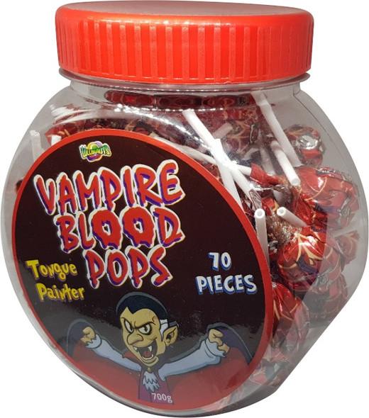 vampire blood pops bottle