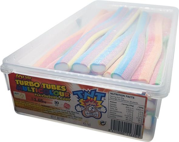TNT MC turbo tubes