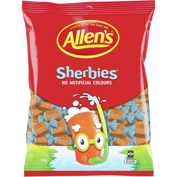 Allens Sherbies 850g
